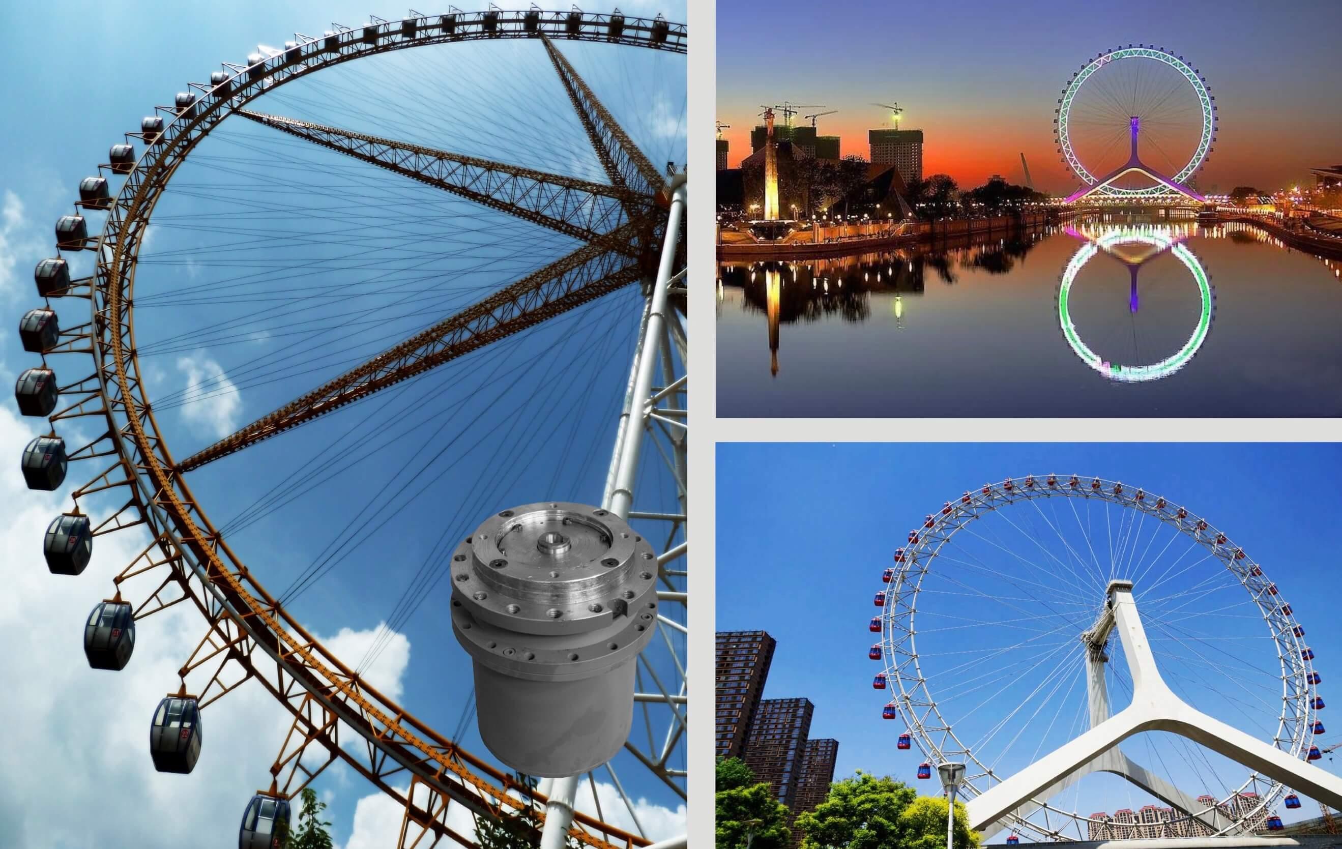 Ferris Wheel (Planetary Gearbox)