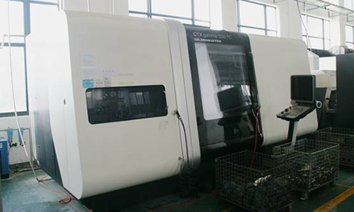 DMG Turning-milling Composite Machine Tool
