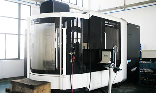 DMG Horizontal Machining Center