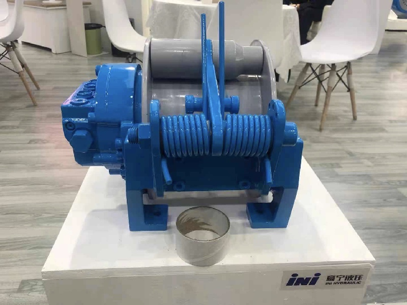ini hydraulic mini winch
