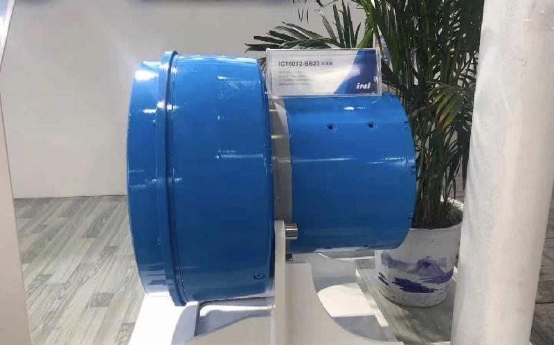 ini hydraulic's IGT60 reducer