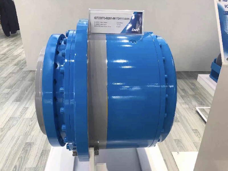 ini hydraulic's planetary gearbox 2