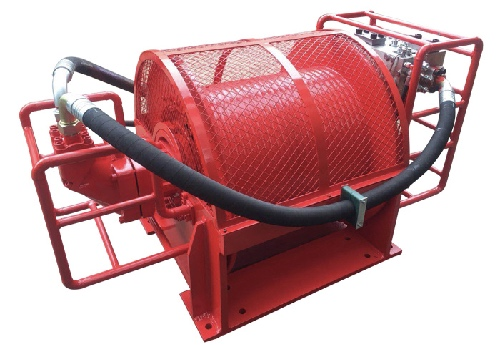 integrated winch 1