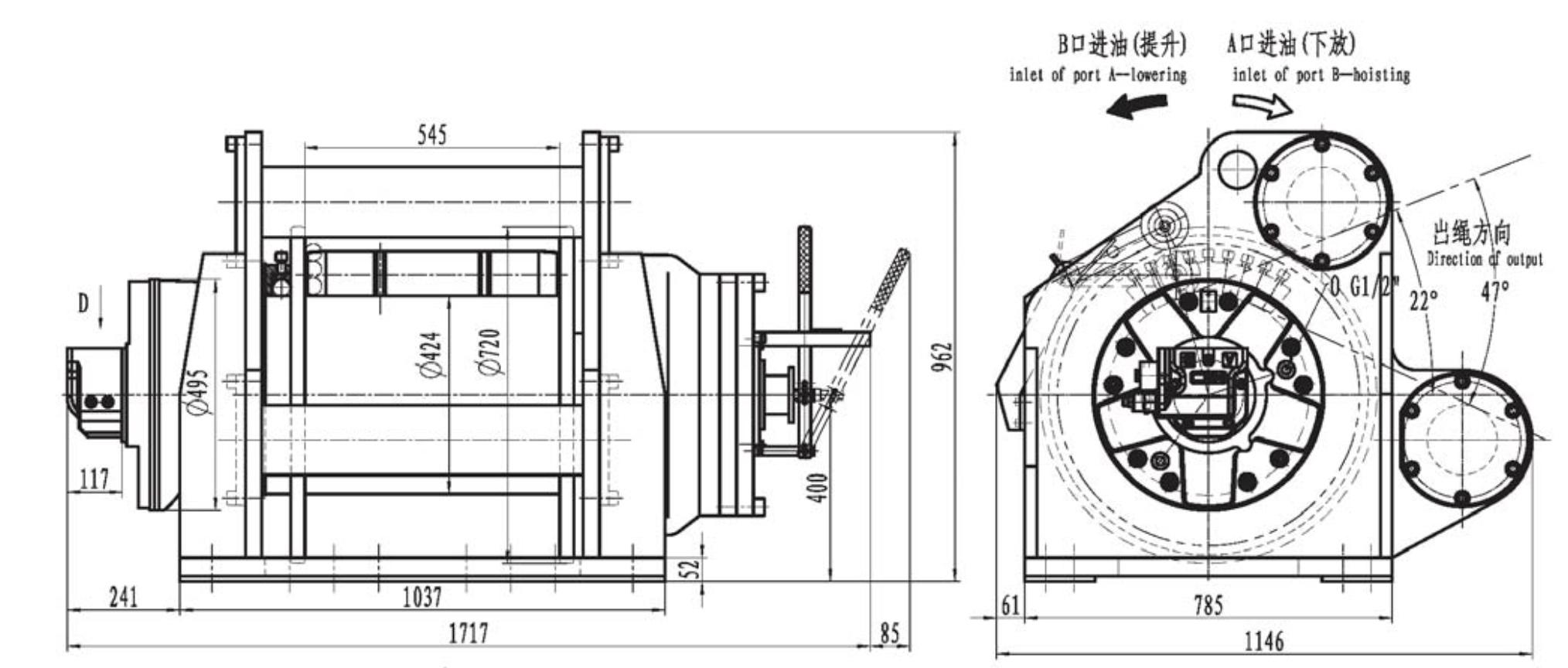 vehicle winch configuration